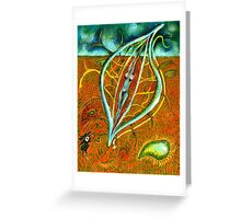 Dacian Dreamcatcher Greeting Card