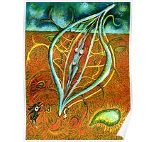 Dacian Dreamcatcher Poster