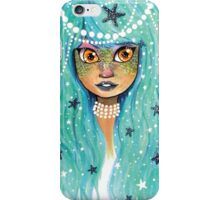 Green Mermaid iPhone Case/Skin