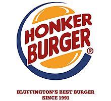 Honker Burger Photographic Print