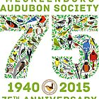 Mecklenburg Audubon 75th Anniversary Shirt by Scott Partridge