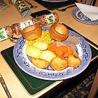 A Christmas Dinner by BlueMoonRose