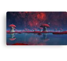 Fungi Revisited Canvas Print