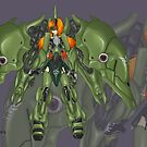 NZ-666 Kshatriya Girl by RenaInnocenti