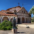 Mission San Antonio de Padua by Brendon Perkins