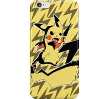Digi-Pikachu iPhone Case/Skin