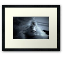 Don't Worry, Be Happy. Framed Print