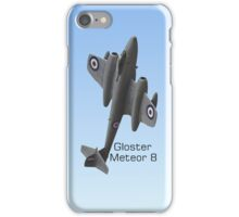 Gloster Meteor 8 iPhone Case/Skin