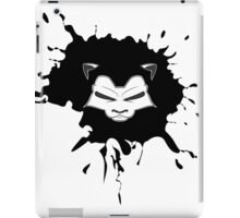 Ink Lion Splash iPad Case/Skin