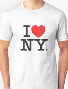 I love NY New York T-Shirt