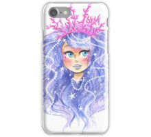 CORAL MERMAID iPhone Case/Skin