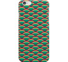 Green Scales Skin Pattern iPhone Case/Skin