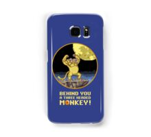 A Three headed Monkey! Samsung Galaxy Case/Skin