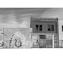 Native Abandonement Photographic Print