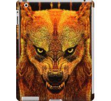 Canis Lupus I iPad Case/Skin