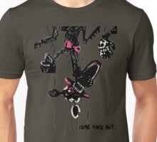 FNAF 4 Nightmare Mangle T-shirt Unisex T-Shirt