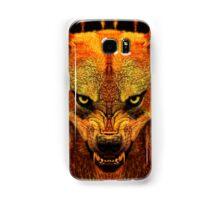 Canis Lupus I Samsung Galaxy Case/Skin