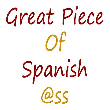 Great Piece Of Spanish Ass by supernova23