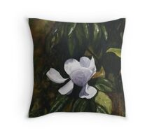 Southern Bloom Throw Pillow