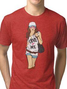 sexy Tri-blend T-Shirt