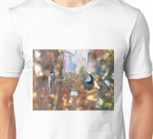 Chickadee & Nuthatch Unisex T-Shirt