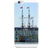 Replica of old Dutch VOC ship iPhone Case/Skin