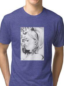 Miss Dior Tri-blend T-Shirt