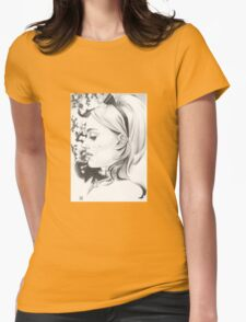 Miss Dior Womens Fitted T-Shirt