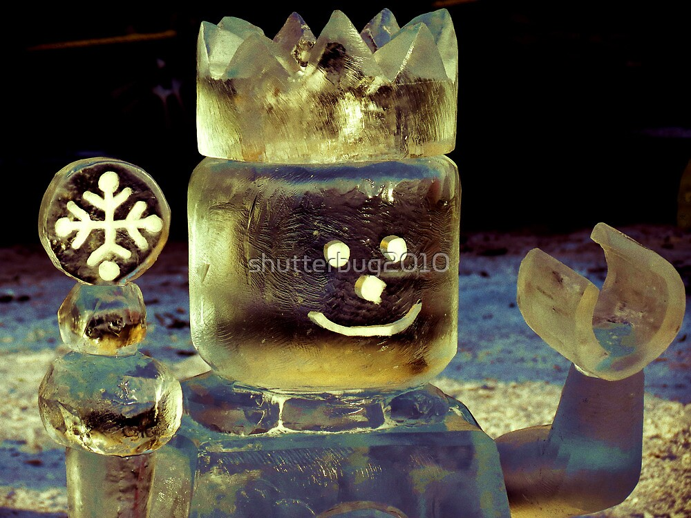 The Toy Ice King by shutterbug2010