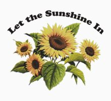 Let the Sunshine In  Baby Tee