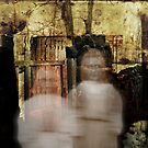 Ghostly Sisters At Kips Castle  by Jane Neill-Hancock