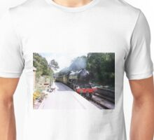 Flying Scotsman Steam Train Unisex T-Shirt
