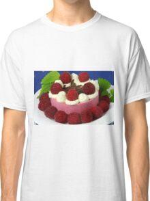 Raspberry and Cream Classic T-Shirt