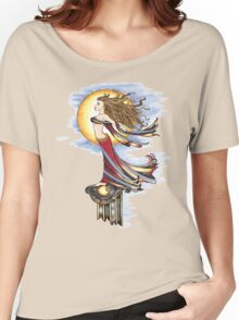 Into the Wind Women's Relaxed Fit T-Shirt