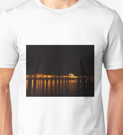 Prague at night Unisex T-Shirt