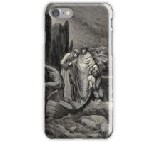 Divine Comedy|Gustave Dore iPhone Case/Skin