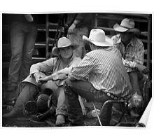 Taralga Rodeo bg 2 Poster