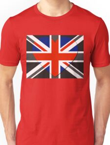 United Kingdom Flag T-shirt Unisex T-Shirt