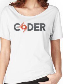 I am a coder Women's Relaxed Fit T-Shirt