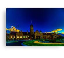 Maryborough Railway Station (HDR) Canvas Print