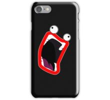 Shoop Da Whoop iPhone Black iPhone Case/Skin