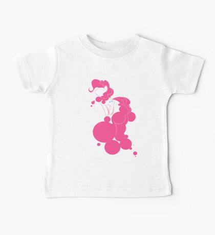 Bubbly Pink Baby Tee