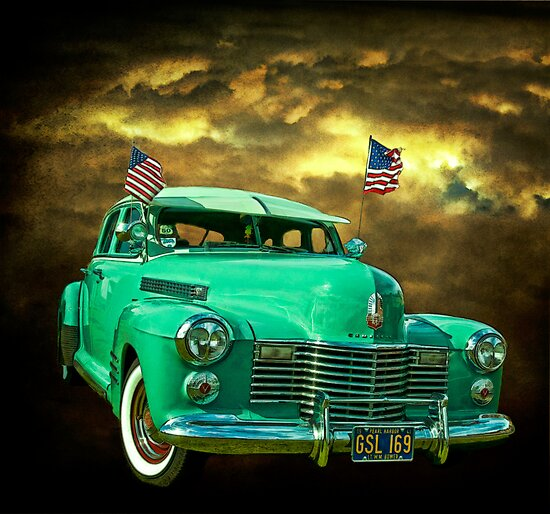 Pearl Harbor Cadillac by Tarrby