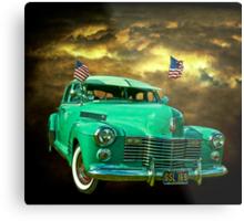 Pearl Harbor Cadillac Metal Print