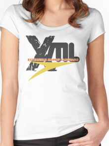 XML -  EXtensible Markup Language Women's Fitted Scoop T-Shirt