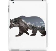 Bear on the Ice iPad Case/Skin