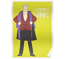 Doctor Who - Jon Pertwee Poster