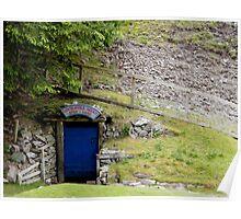 Lochnell Lead Mine, Wanlockhead,Scotland Poster