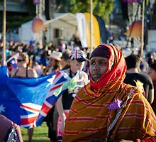 Australia Day 2012 by Andrew Dempster
