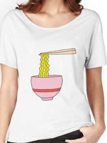 noodles Women's Relaxed Fit T-Shirt